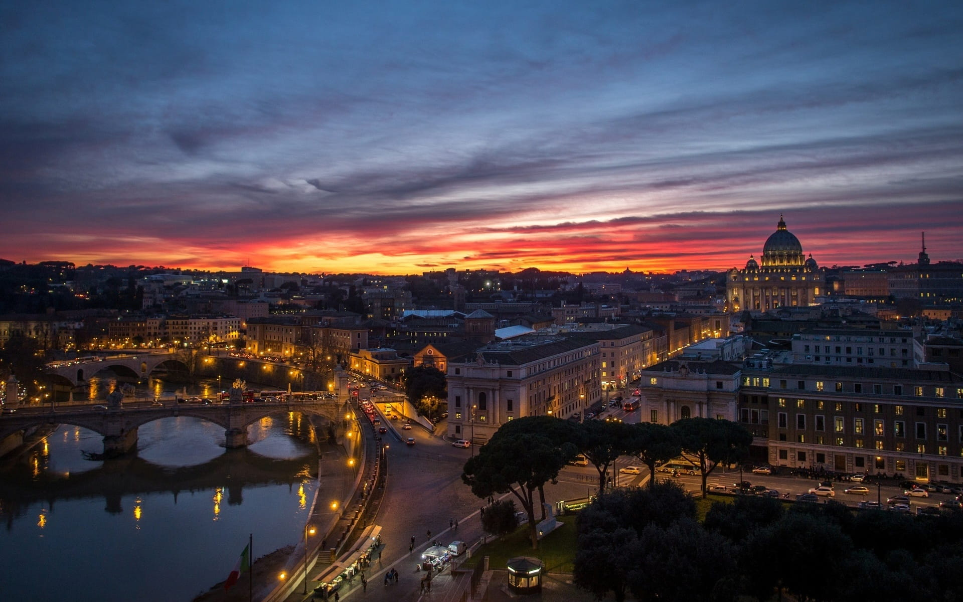 Rome: city of Saints and Sinners