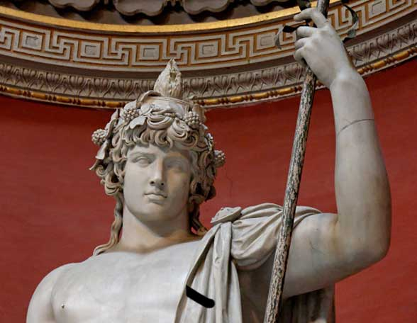 The Braschi Antinous - Vatican Museums