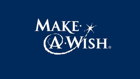 Happy to be a Make-A-Wish Partner